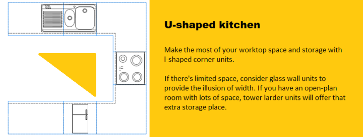 u-shaped kitchen 2