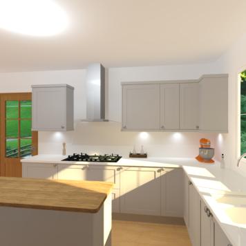 Jade and Josh Kitchen Design 1.3